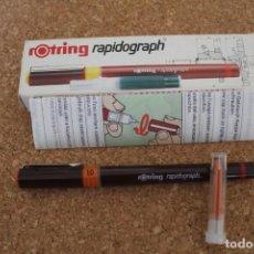 Escribanía: ROTRING RAPIDOGRAPH 1.00MM. Lote 206473026