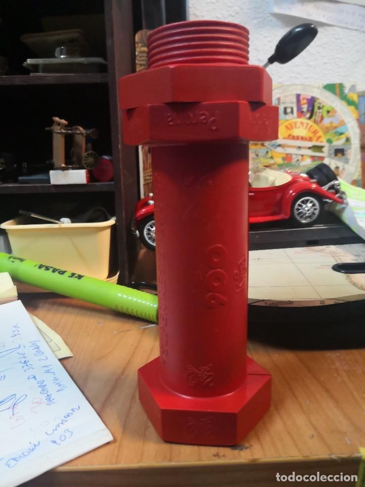 Escribanía: Estuche Perona tornillo rojo años 70/80 - Foto 3 - 207646645