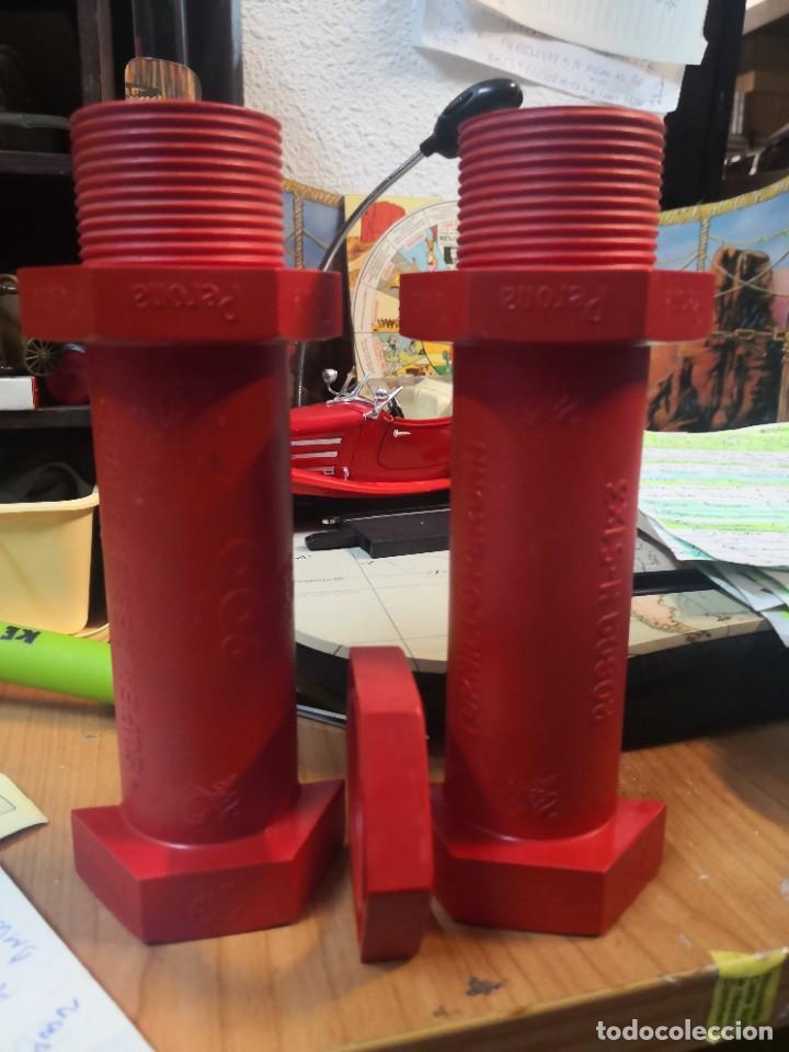 Escribanía: Estuche Perona tornillo rojo años 70/80 - Foto 4 - 207646892