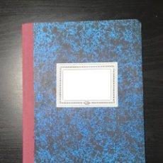 Escribanía: LIBRO DIARIO DE CUENTAS AÑOS 80 SIN ESTRENAR. Lote 208431918