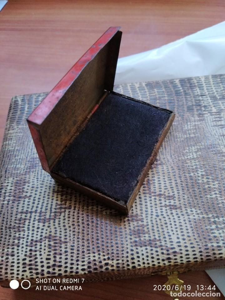 Escribanía: almohadilla de tinta lintarisable - Foto 4 - 67226133