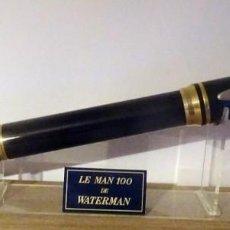 Escribanía: EXPOSITOR MAQUETA ESTILOGRAFICA WATERMAN IDEAL PARÍS LE MAN 100. Lote 212774168