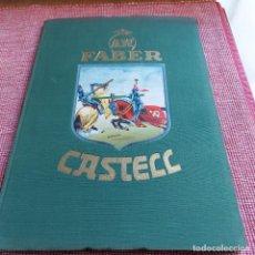 Scrivania: CATALOGO*A.W. FABER-NUREMBERG*AÑOS 1930/40-ORIGINAL-TAPAS DE TELA.ESPAÑOL.COMPLETO.COLECCIÓN-102 PAG. Lote 213907425