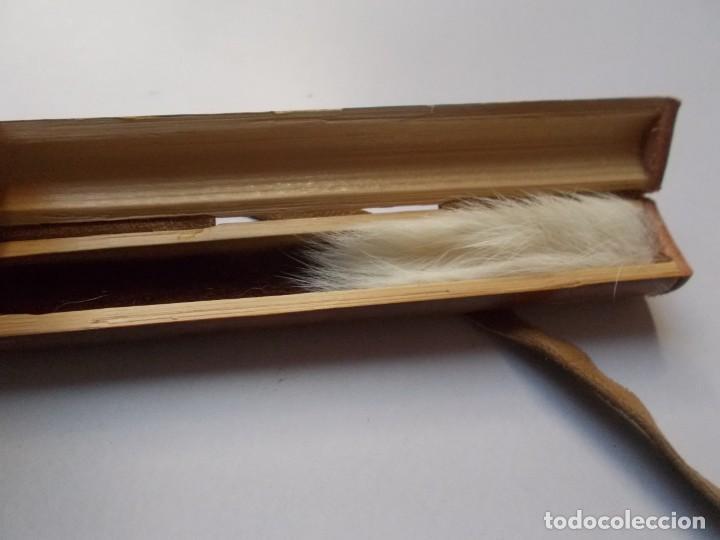 Escribanía: PLUMILLA DE ESCRIBIR Tipo Antigua de madera - Foto 4 - 216756013