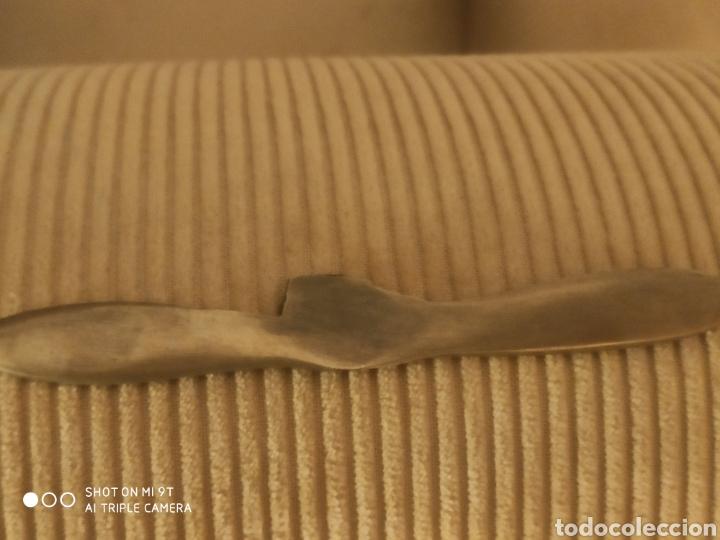 Escribanía: Abrecartas art decó de bronce - Foto 6 - 219014910