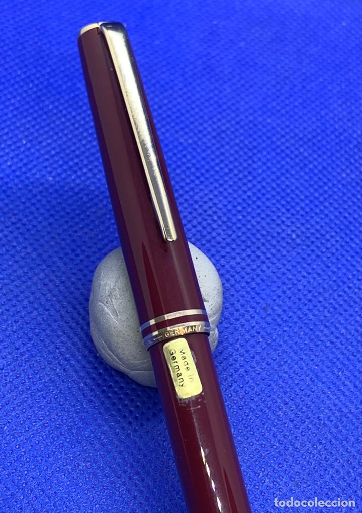 Escribanía: Lapiz Portaminas Pencil Montblanc Classic Bourdeaux Para Revisar - Foto 2 - 219018113