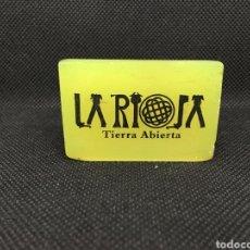 Escribanía: GOMA DE BORRAR - LA RIOJA TIERRA ABIERTA - CAR197. Lote 219023130