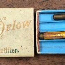 Escribanía: CAJA LAPICEROS LYRA DIAMANT-ORLOW. NURNBERG. ALEMANIA. C. 1925. Lote 222550426