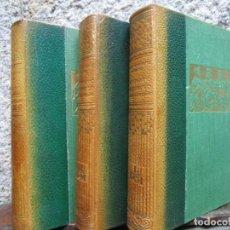 Escribanía: GALICIA - DICCIONARIO ENCICLOPEDICO GALLEGO - CASTELLANO' - ELADIO RODRIGUEZ GONZALEZ 3 TOMOS 1958.. Lote 223009755