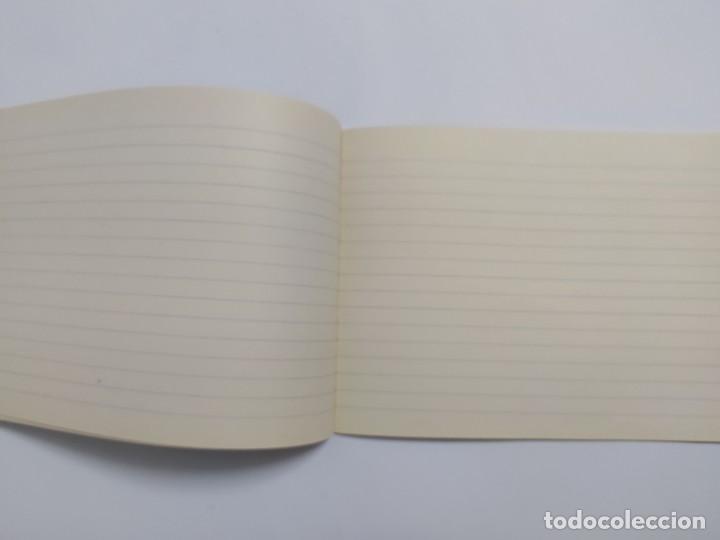 Escribanía: LOTE 8 CUADERNOS O LIBRETAS DIFERENTES, AÑOS 60, NUEVOS - Foto 16 - 223860226
