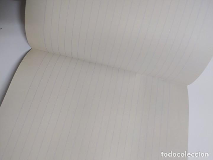 Escribanía: LOTE 8 CUADERNOS O LIBRETAS DIFERENTES, AÑOS 60, NUEVOS - Foto 19 - 223860226