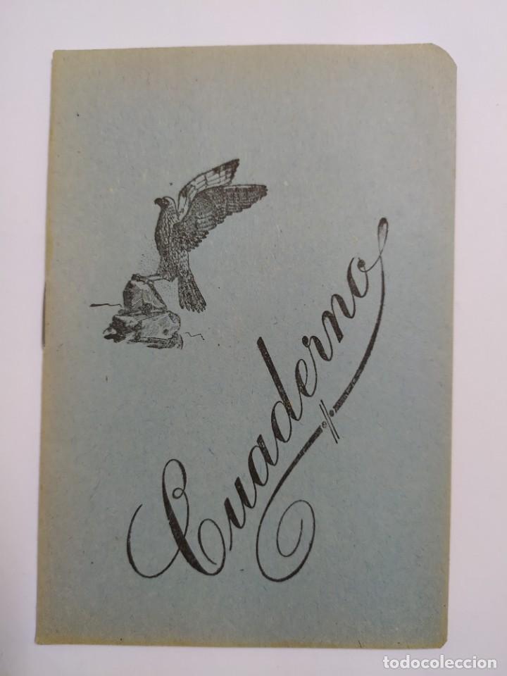 Escribanía: LOTE 8 CUADERNOS O LIBRETAS DIFERENTES, AÑOS 60, NUEVOS - Foto 28 - 223860226