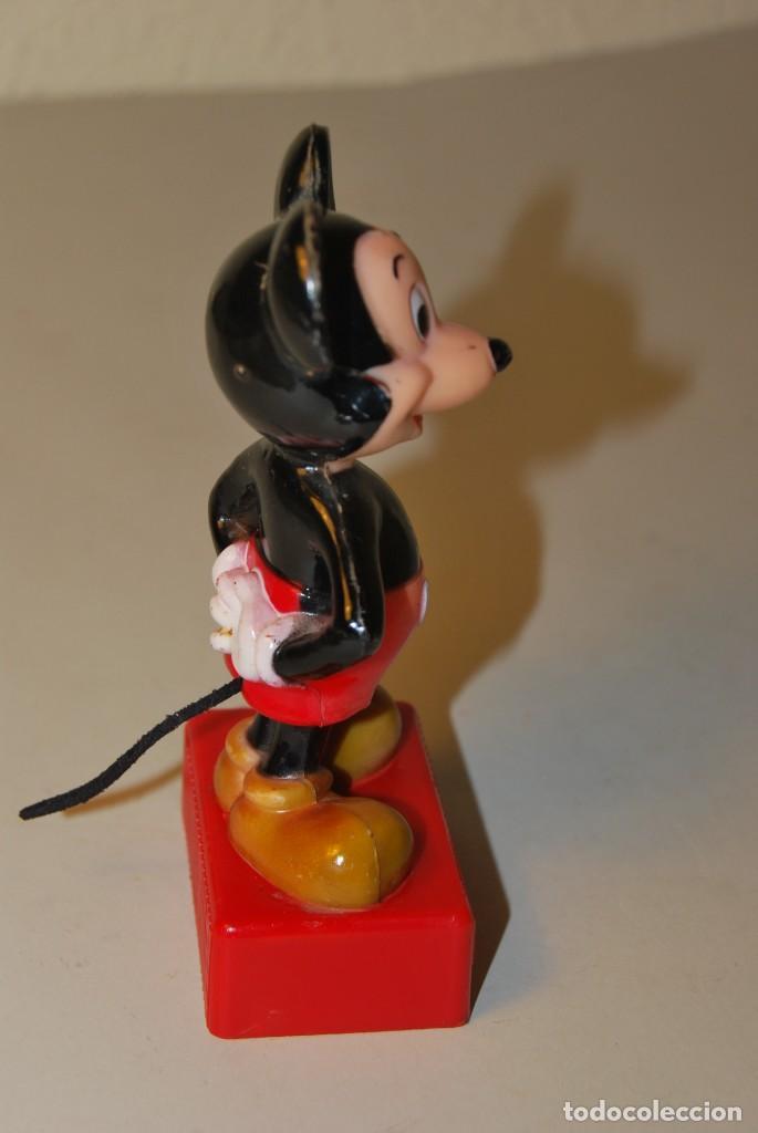 Escribanía: PRECIOSO SACAPUNTAS DOBLE DE MICKEY MOUSE - WALT DISNEY PRODUCTIONS - Foto 3 - 223945008