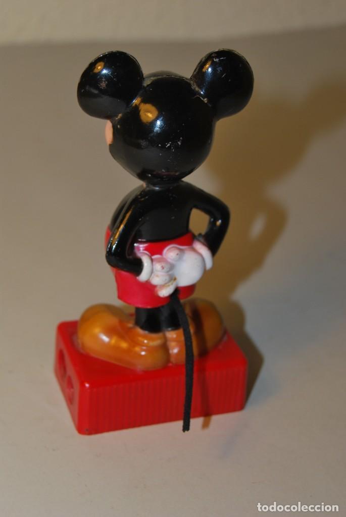 Escribanía: PRECIOSO SACAPUNTAS DOBLE DE MICKEY MOUSE - WALT DISNEY PRODUCTIONS - Foto 4 - 223945008