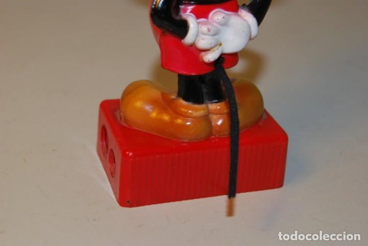 Escribanía: PRECIOSO SACAPUNTAS DOBLE DE MICKEY MOUSE - WALT DISNEY PRODUCTIONS - Foto 5 - 223945008