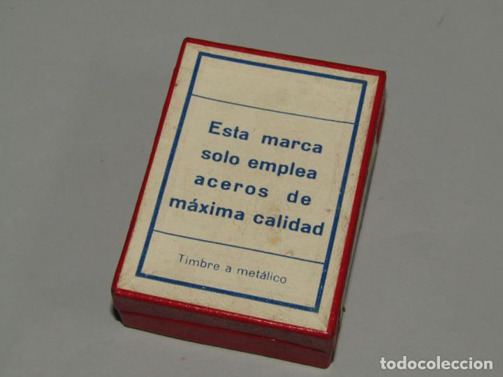 Escribanía: Antigua Caja a Estrenar 100 Plumillas Plumas CERVANTINAS Dinámica VENUS Punto de Precisión Nº 1929 - Foto 3 - 224471941