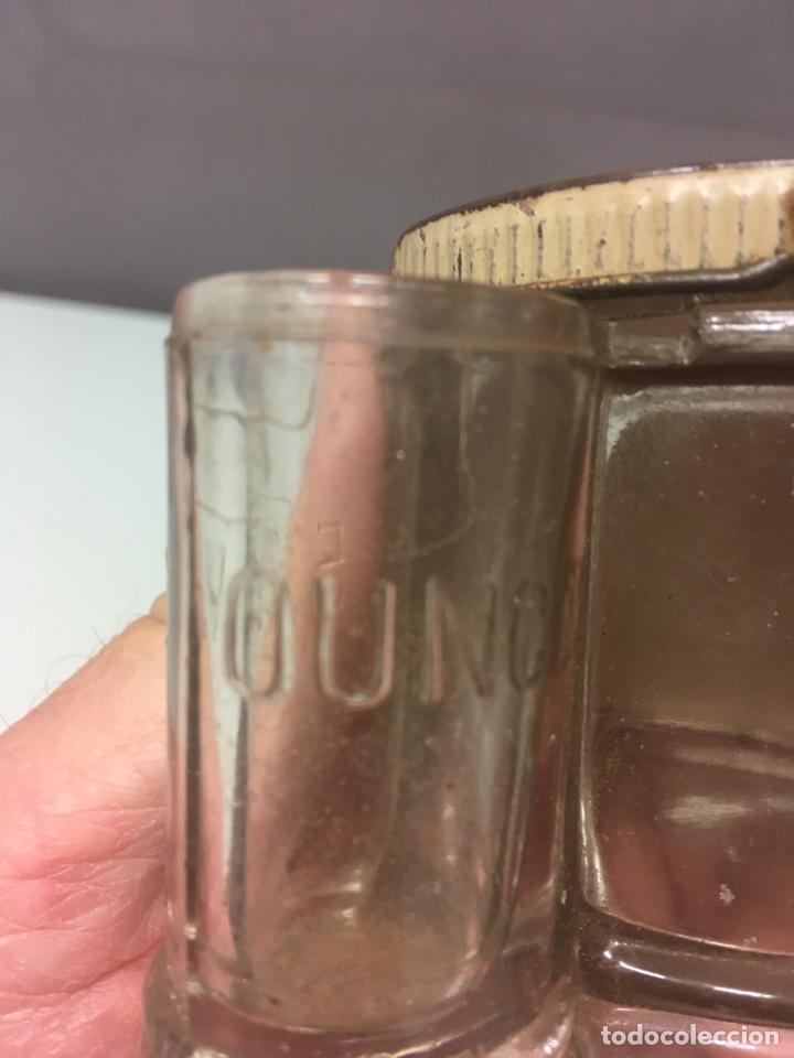 Escribanía: Tarro de cola Diamond USA 1900-1910 - Foto 4 - 228546520
