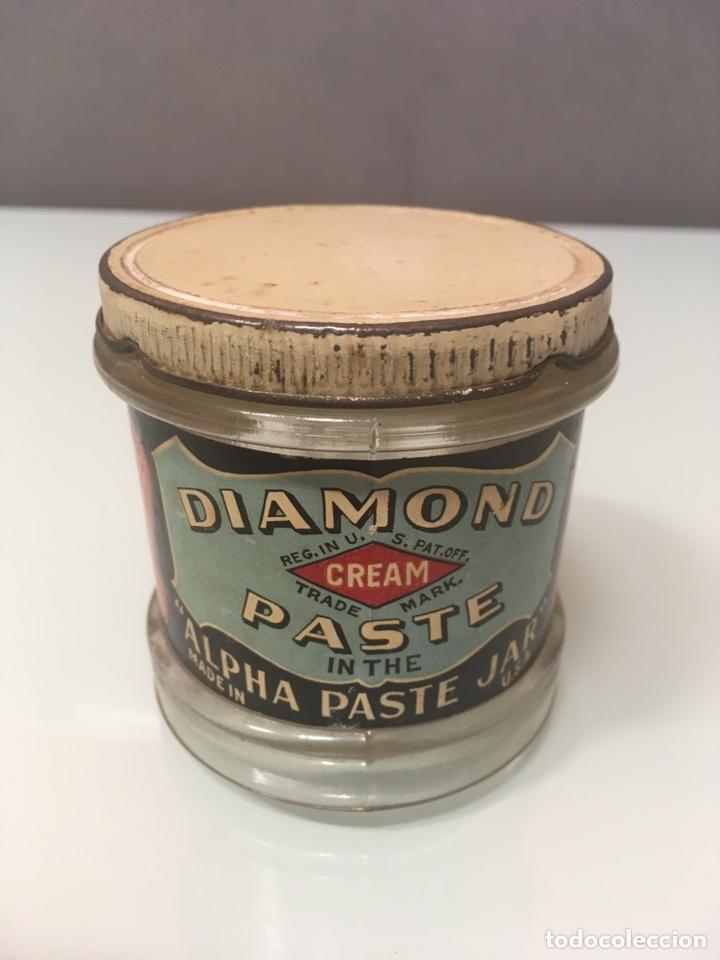 Escribanía: Tarro de cola Diamond USA 1900-1910 - Foto 6 - 228546520
