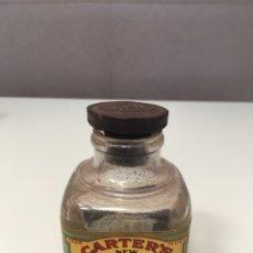 Escribanía: ESPECTACULAR TINTERO CARTERS,USA 1900. Lote 231870200