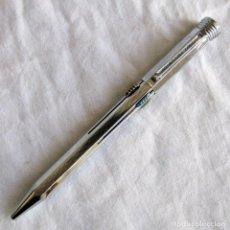 Scrivania: PORTAMINAS METÁLICO KANOE PEACE 4 COLORES. Lote 232271265