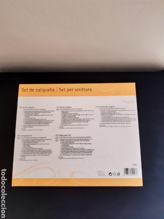 Escribanía: Set de caligrafia-30 piezas-Made in Germany. - Foto 2 - 243561515