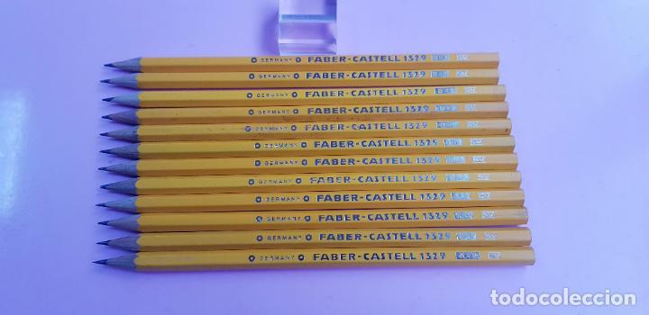 Escribanía: CAJA LÁPICES-FABER CASTELL 1329 B=2 SV-GERMANY-NOS-PRECINTADA-COLECCIONISTAS-VER FOTOGRAFÍAS - Foto 3 - 246789495