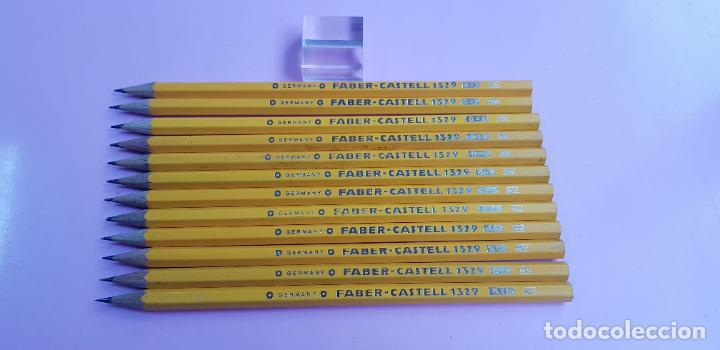 Escribanía: CAJA LÁPICES-FABER CASTELL 1329 B=2 SV-GERMANY-NOS-PRECINTADA-COLECCIONISTAS-VER FOTOGRAFÍAS - Foto 6 - 246789495