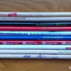 Scrivania: LOTE 10 LAPICES PUBLICIDAD. Lote 247683655