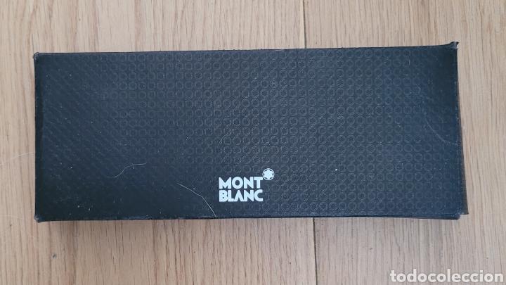 Escribanía: Caja de Mont Blanc - Foto 2 - 253410975