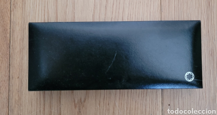 Escribanía: Caja de pluma montblanc - Foto 2 - 253411270