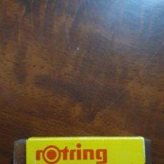 Escribanía: GOMA DE BORRAR ROTRING. Lote 255439450