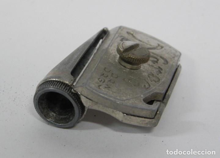 Escribanía: Antiguo Sacapuntas S.S.Norola. D.R.W D.R.G.M., buen estado de conservación, mide 4 cms. - Foto 6 - 257322085