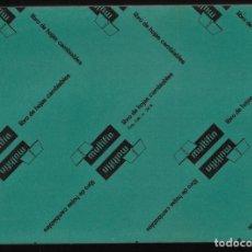 Escribanía: RECAMBIO MULTIFIN - CUARTO APAISADO - MODELO 3003 - MUSICA. Lote 257847760