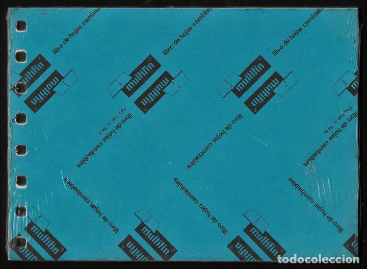 RECAMBIO MULTIFIN - CUARTO APAISADO - MODELO 3003 - MILIMETRADO (Plumas Estilográficas, Bolígrafos y Plumillas - Plumillas y Otros Elementos de Escribanía)