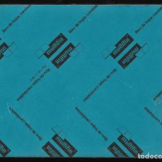 Escribanía: RECAMBIO MULTIFIN - CUARTO APAISADO - MODELO 3003 - MILIMETRADO. Lote 257848065