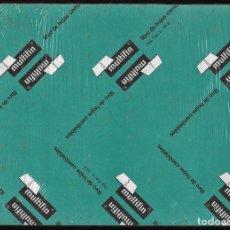 Escribanía: RECAMBIO MULTIFIN - CUARTO APAISADO - MODELO 3003 - LISO. Lote 257848825