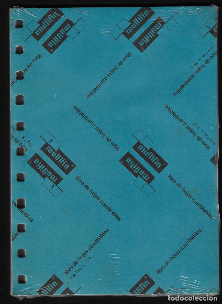 RECAMBIO MULTIFIN - CUARTO PLANTADO - MODELO 3002 - CUADRICULA 4 MM. (Plumas Estilográficas, Bolígrafos y Plumillas - Plumillas y Otros Elementos de Escribanía)