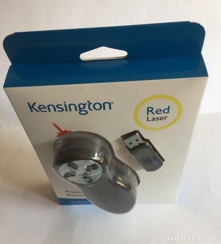 Escribanía: Puntero Láser (Red Laser) Kensington. China. Windows / Mac. Nuevo. - Foto 3 - 262822240