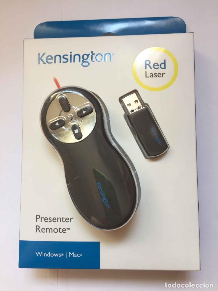 Escribanía: Puntero Láser (Red Laser) Kensington. China. Windows / Mac. Nuevo. - Foto 4 - 262822240