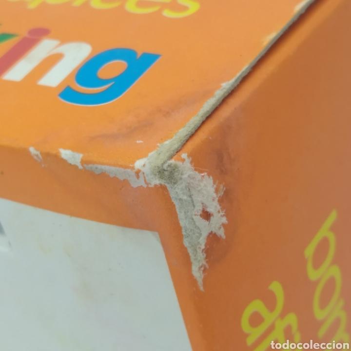 Escribanía: Caja con 12 sacapuntas Bombilla maquineta, años 70/80 fabricante Puntax, marca Booking - Foto 8 - 267651079