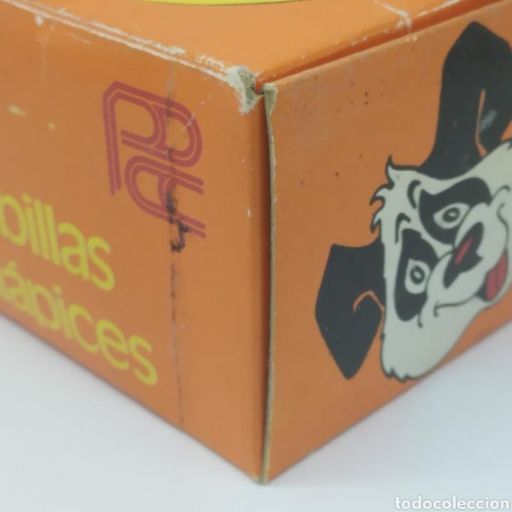 Escribanía: Caja con 12 sacapuntas Bombilla maquineta, años 70/80 fabricante Puntax, marca Booking - Foto 9 - 267651079