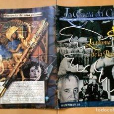 """Escribanía: REVISTA """"LA GACETA DEL CLUB"""" Nº8, 1997. Lote 275707908"""