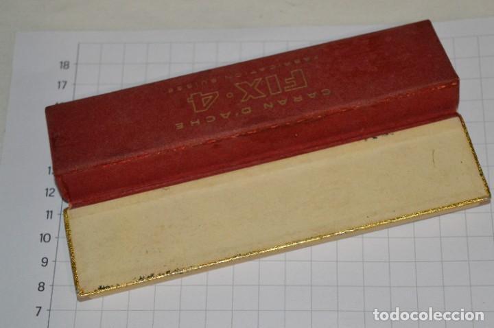 Escribanía: Lote CARAN DACHE / Lápiz rojo 2053, más 2 CAJAS / ESTUCHES, sin contenido ¡Mira fotos/detalles! - Foto 13 - 276024668