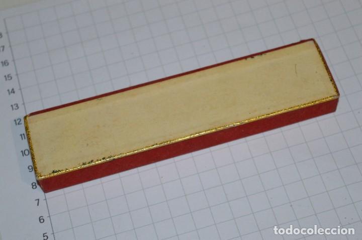 Escribanía: Lote CARAN DACHE / Lápiz rojo 2053, más 2 CAJAS / ESTUCHES, sin contenido ¡Mira fotos/detalles! - Foto 14 - 276024668