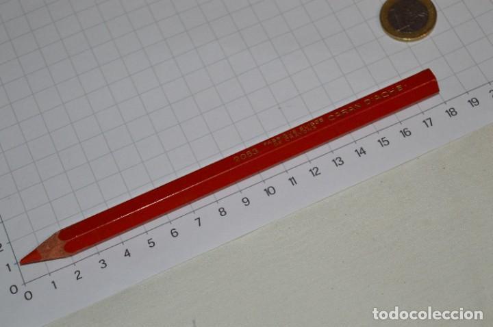 Escribanía: Lote CARAN DACHE / Lápiz rojo 2053, más 2 CAJAS / ESTUCHES, sin contenido ¡Mira fotos/detalles! - Foto 15 - 276024668