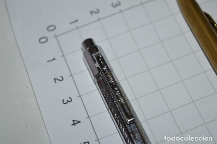 Escribanía: Lote 3 Lápices / Portaminas - TIC-TAC PATENT / KANOE y KANOE Peace -Años 50/60 ¡Mira fotos/detalles! - Foto 11 - 277642228