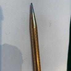 Escribanía: PORTA MINAS - AÑOS 20 WAHL EVERSHARP GOLD FILLED 14K MADE IN USA. Lote 282868513