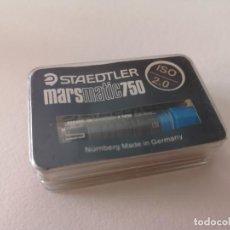 Escribanía: PUNTA DE 2.0 STAEDTLER MARSMATIC 750 MADE IN GERMANY. Lote 287445398