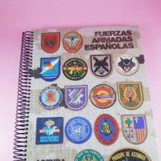 Escribanía: LIBRETA-DIARIO-FUERZAS ARMADAS-NUEVA-COLECCIONISTAS. Lote 287791468