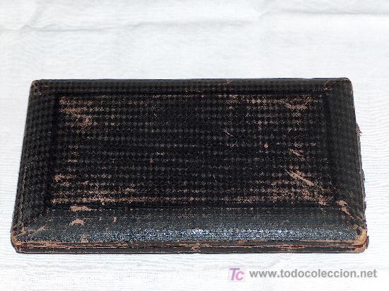 Estilográficas antiguas, bolígrafos y plumas: Antigua caja de dibujo de 1905 / 1910, completa. Joya de coleccionista. - Foto 3 - 27372996